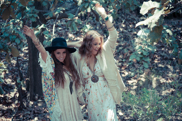 Come vestirsi per avere un look boho-chic
