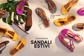 Fashion Modelli H Fem Estate 2016I amp;m Più Sandali QoexrWBdC