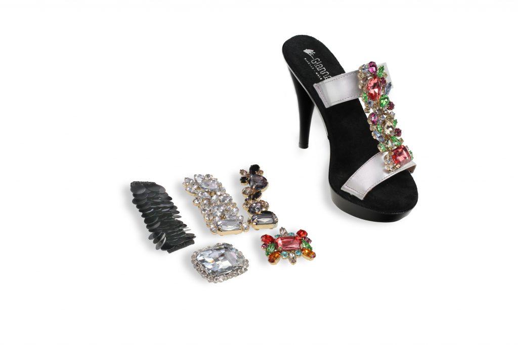 I sandali personalizzabili di Giannelli Fashion