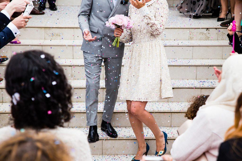 Matrimoni d'estate: gli abiti low cost più belli di H&M