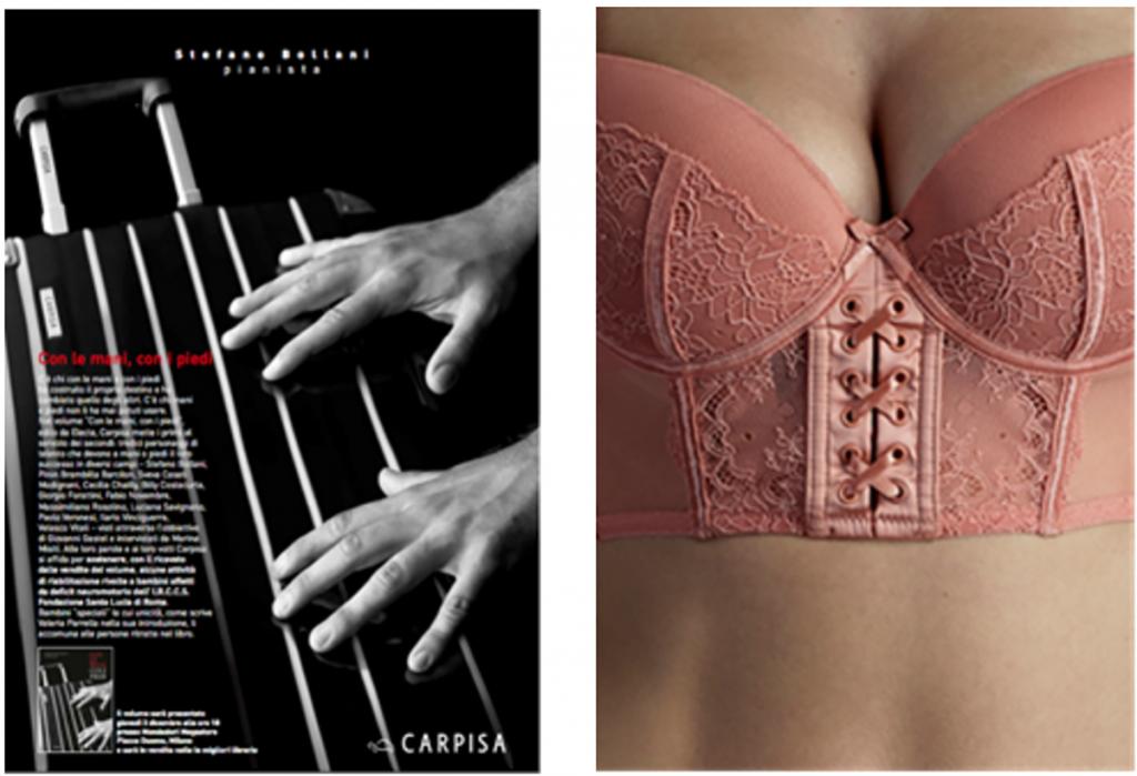 YAMAMAY & CARPISA presentano la mostra di Giovanni Gastel