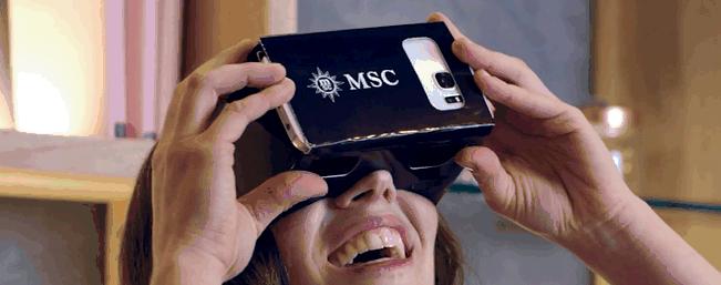 Da oggi è possibile salire a bordo di una crociera MSC prima di fare il biglietto!