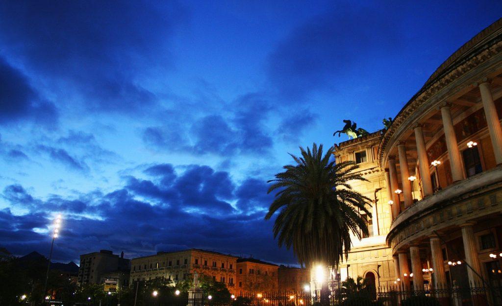 La magia di Palermo conquista la cultura